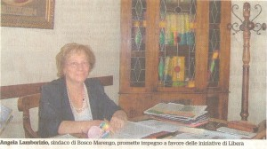 Sindaco Bosco Marengo